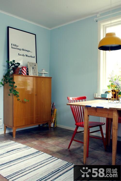10平米小客厅背景墙