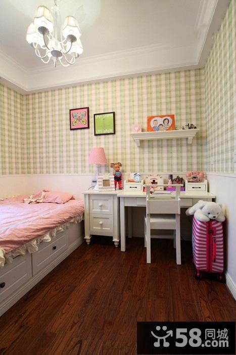 现代风格卧室墙纸