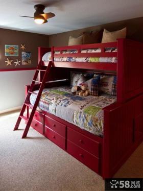 双人儿童卧室设计