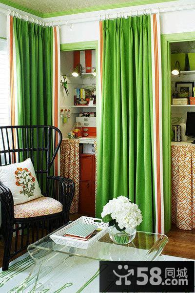 家居窗帘颜色搭配效果图大全