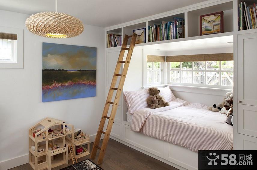 卧室过道吊顶图