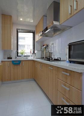 现代厨房装修大全