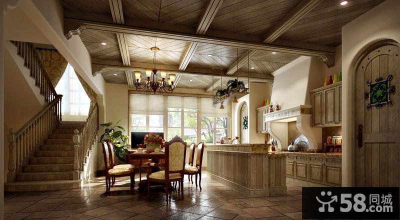 厨房与餐厅的设计