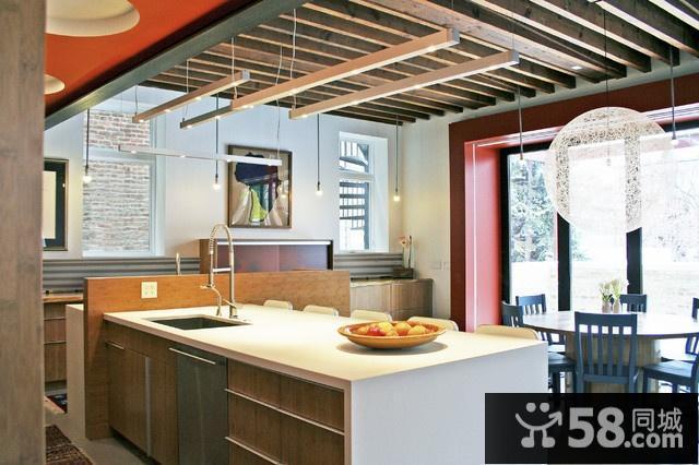 小户型厨房装修效果图片
