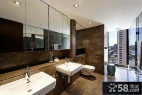 美式装饰设计卫生间欣赏大全