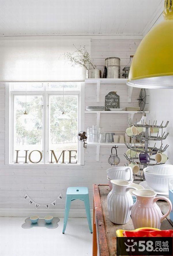 厨房橱柜组合
