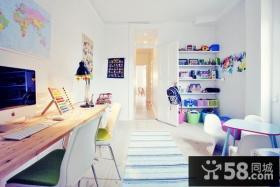 三室两厅两卫卧室装修效果图大全2012图片