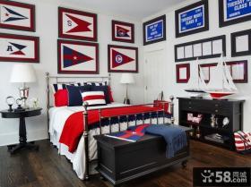 儿童卧室装修图片欣赏