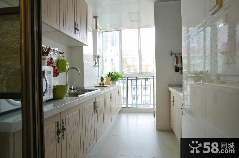 厨房橱柜布置