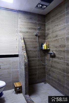 东南亚家居卫生间装修图片