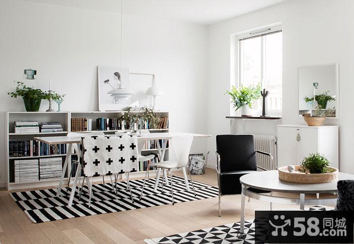 现代美式风格床