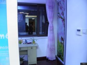 混搭风格卧室窗帘效果图