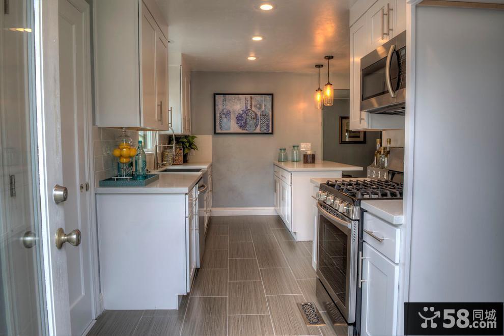 2016厨房装修效果