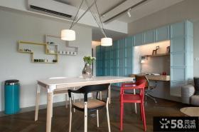 现代简约一居室装修案例