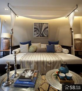 简约卧室装修效果图 小卧室装修效果图