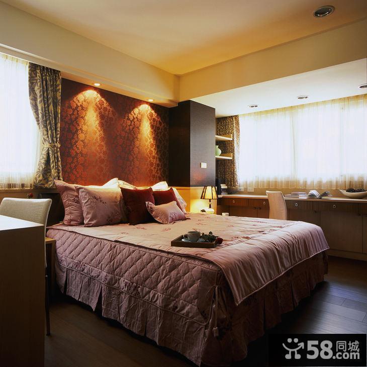 家庭卧室装修效果图大全