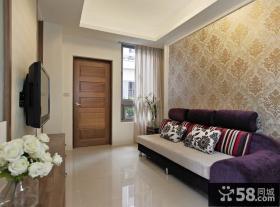现代居室小客厅装修
