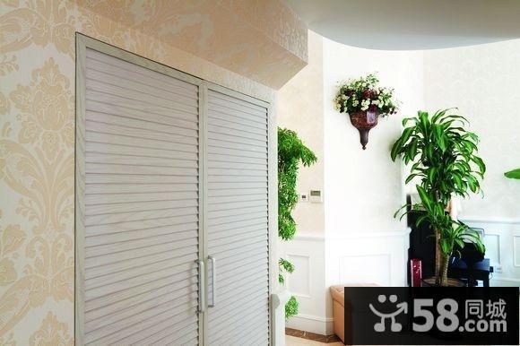 现代时尚的电视背景墙