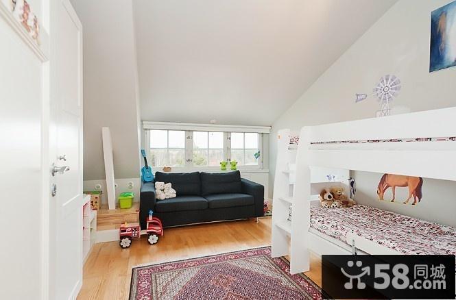 榻榻米床装修效果图卧室照片