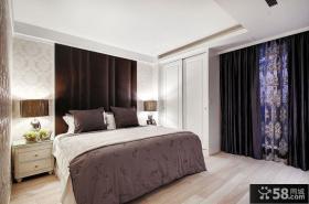 家居美式装修卧室效果图2015