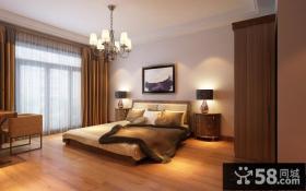 日式家装设计卧室效果图欣赏