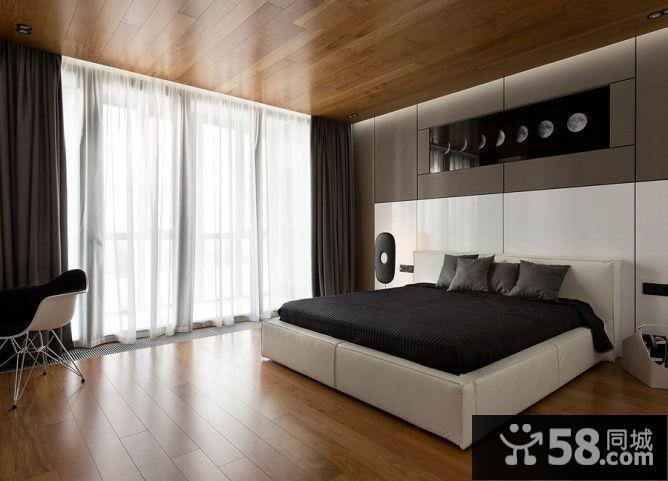 韩式田园风格卧室装修图片