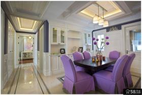 地中海家装餐厅设计图片