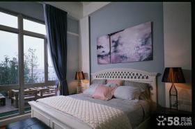 最新宜家风格卧室装修图片
