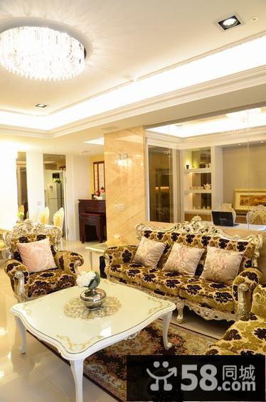 新古典三居室装修