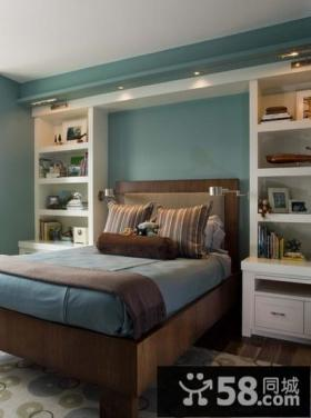 2013最新主卧室装修效果图