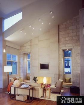 美式风格装修效果图 美式客厅装修效果图