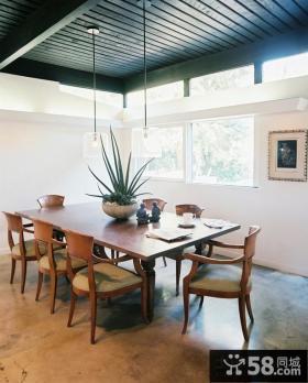 美式风格别墅装修室外客厅图片