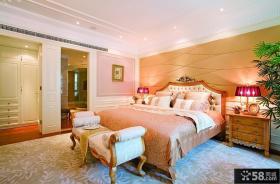 2013最新欧式风格卧室装修效果图欣赏
