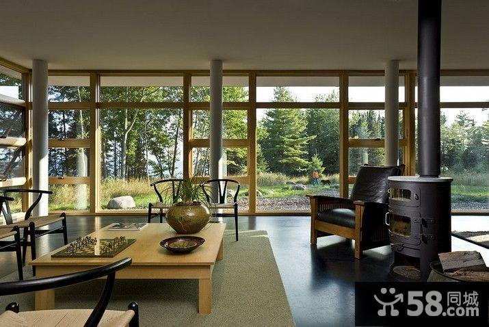 小型别墅客厅装修风格