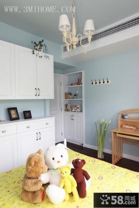 简约儿童房室内装修设计