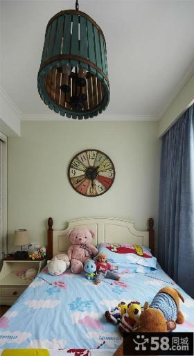 现代家装儿童房装潢
