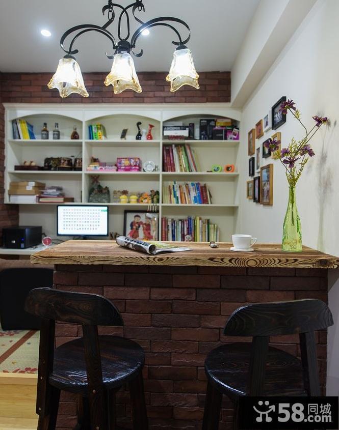 小户型办公室装修图