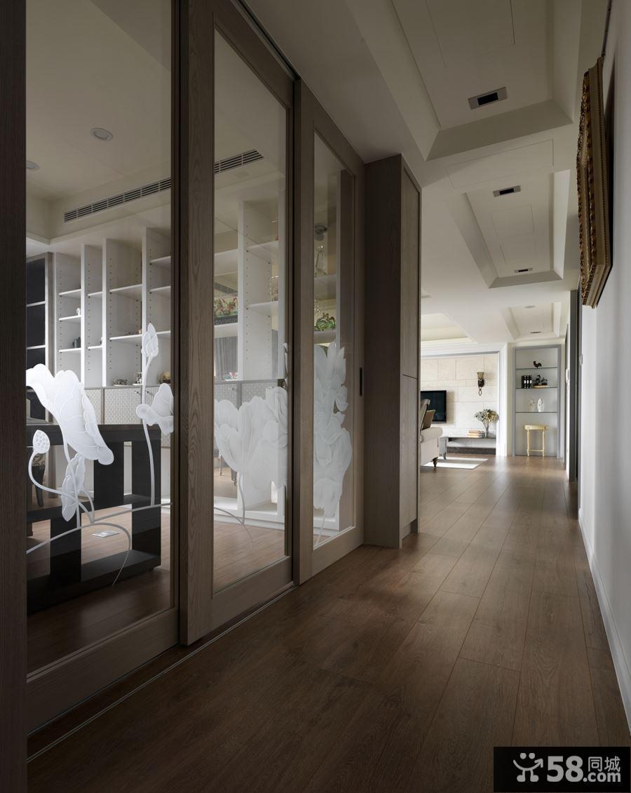 现代卧室吊灯图片欣赏