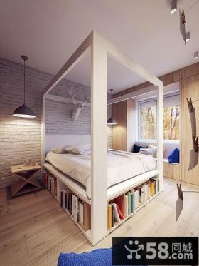 北欧风格三居室图片欣赏大全2015