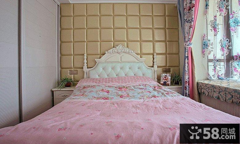 卧室欧式床