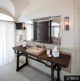 卫生间装修效果图大全2012图片