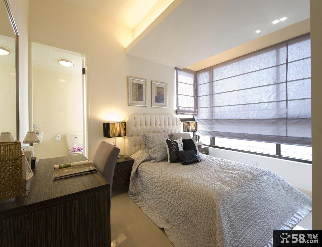 最新小户型卧室装修图片欣赏