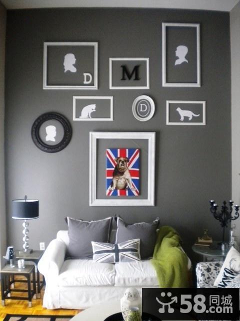 小户型客厅家装设计图