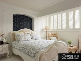 地中海一居室卧室装修图片欣赏