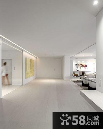 客厅现代简约装修风格