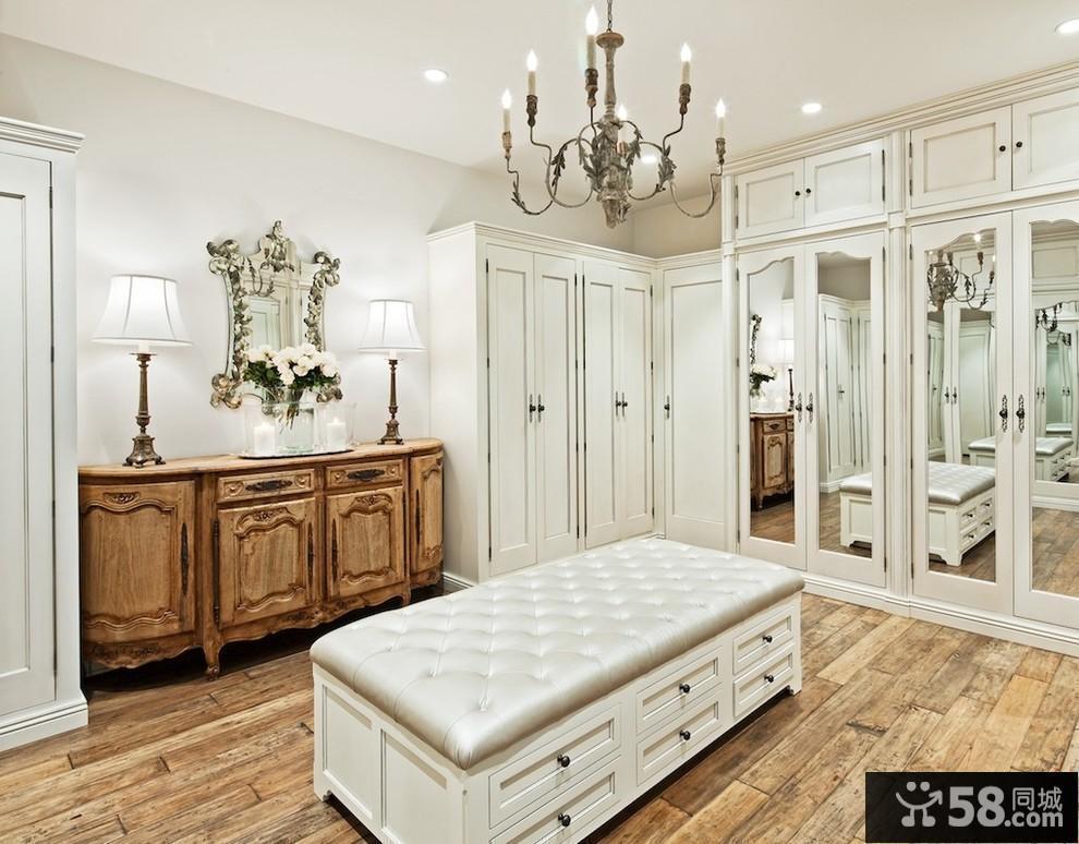 卧室中式灯具图片欣赏
