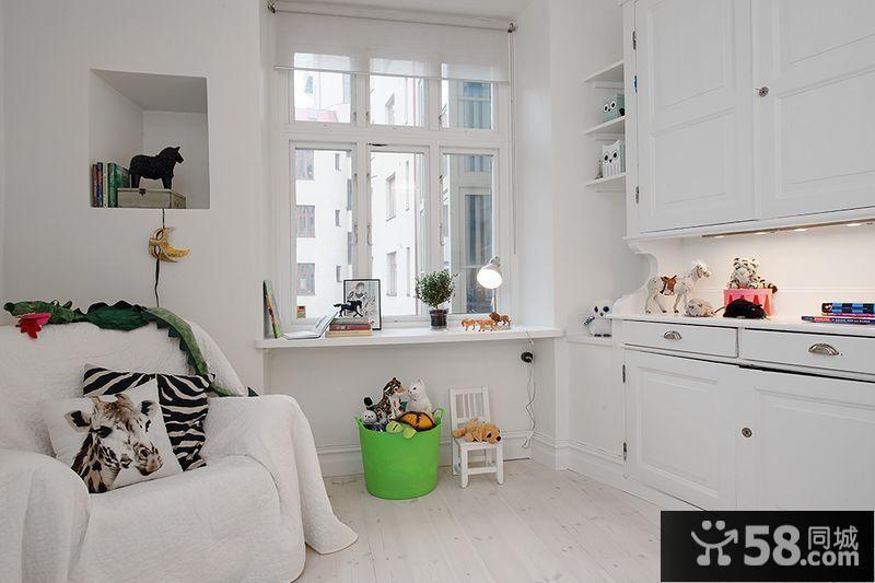 欧式厨房装饰效果图