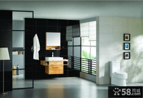 2013现代卫生间装修效果图片欣赏