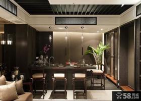 香港后现代风格电视背景墙装修效果图大全2012图片