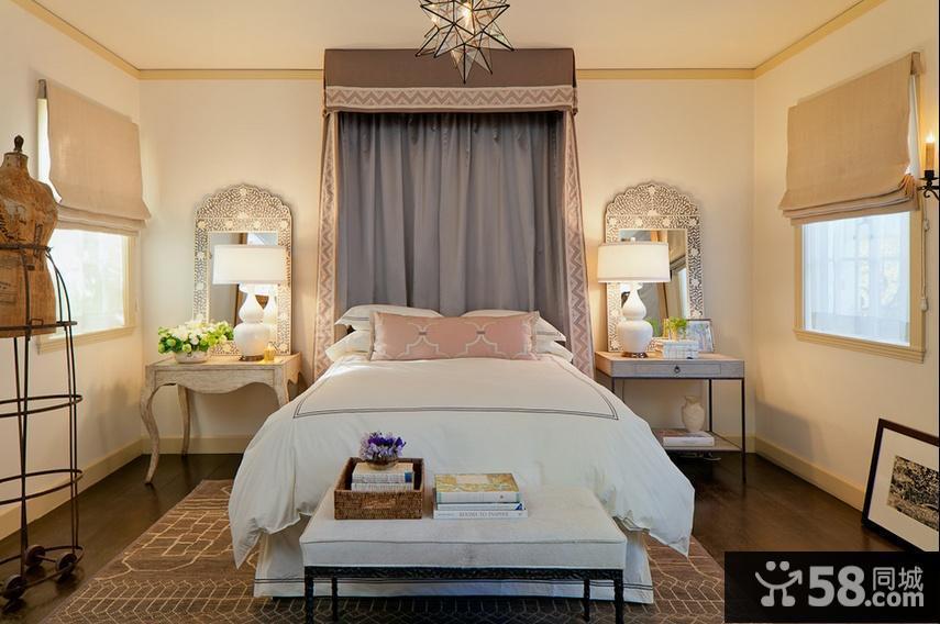 婚房卧室装修风格